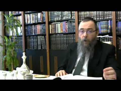 Oberlander Báruch: Pészáhi Hágádá, a Kabala, a Zsidó misztika, és a Hászid filozófia 4.