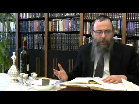 Oberlander Báruch: Pészáhi Hágádá, a Kabala, a Zsidó misztika, és a Hászid filozófia 5.