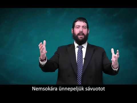 Shmuel Raskin rabbi – Bemidbár hetiszakasz 5781