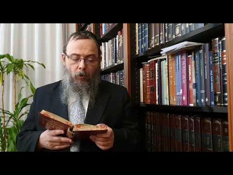 328 A zsidó név meghatározó fontossága – Oberlander Báruch (Josua ben Nun új nevet kap Mózestől)