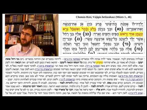 Chumás-Rási, Vájigás 5. (46:17-34)
