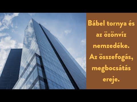 Tórai Gyorstalpaló #3 – Noé áldozata, Bábel tornya, Ábrahám utazásai