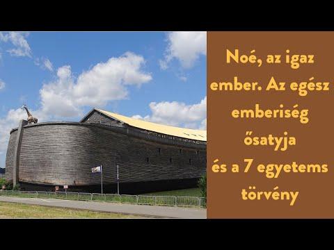 Tórai Gyorstalpaló #2 – Noé bárkája és törvényei. A zsidóság viszonya más népekhez