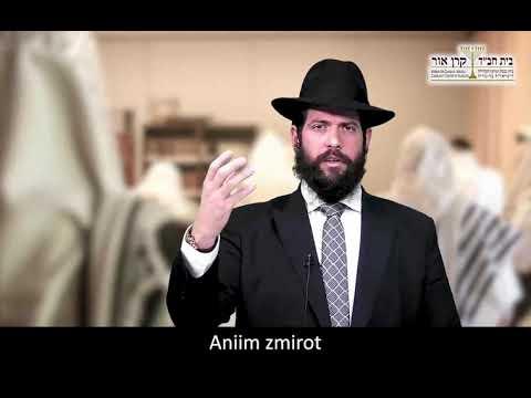 Jom Kipur után, Szukot előtt – Raskin rabbi (Háázinu hetiszakasz)
